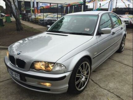 2000 BMW 318I E46 E46 5 Speed Manual Sedan Footscray Maribyrnong Area Preview