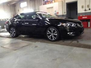 2017 Nissan Maxima SV *lOW KMS*lEATHER*FULL LOAD*