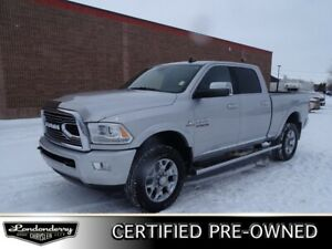 2018 Ram 2500 4WD CREWCAB LIMITED Diesel,  Accident Free,  Navig
