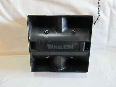 Whelen Sa-314 100 Watt Siren Pa Speaker Composite Model Part 01-0883513-00