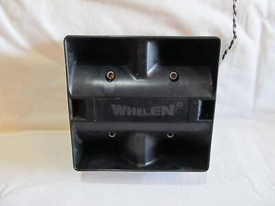 Whelen Sa-314 100 Watt Siren Pa Speaker Composite Model Part 01-0883513-00