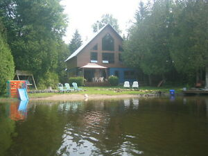 CozyCottages Lakefront Laurentians Cottages for Rent
