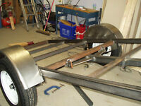 Utility Trailer repairs, welding, mechanical