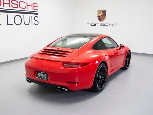 Image 6 Coche Americano usado Porsche 911 2015