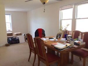 Bright and spacious 2bdrm apt with large backyard/Hunter street