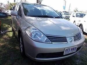 2009 Nissan Tiida Sedan Mount Louisa Townsville City Preview