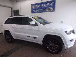2017 Jeep Grand Cherokee LIMITED ANNIVERSAY LEATHER NAVI SUNROOF