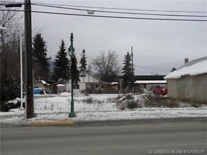 Commercial Lot in Heart of Lumby