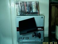 new ps3+18games