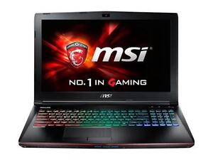 "CYBER GAMING LAPTOP - MSI 17.3"" GE72VR Apache Pro-023 Intel Core i7 6700HQ (2.60 GHz) GTX 1060M (VR Ready)"