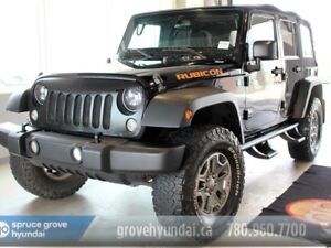 2015 Jeep Wrangler Unlimited RUBICON-LIFTED AUTO NAV LOADED