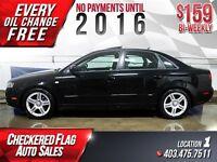 2008 Audi A4 2.0T W/ Heated Seats, Sunroof, Alloy Wheels $159/BW