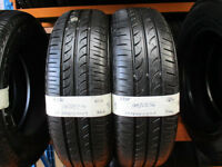 A236 2X 175/65/14 82H YOKOHAMA BLUE EARTH 2X7MM TREAD