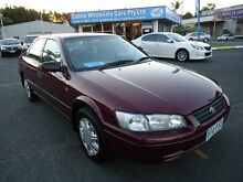 1998 Toyota Camry CSI Maroon 4 Speed Automatic Sedan Woolloongabba Brisbane South West Preview