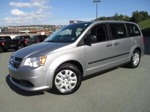 2014 Dodge GRAND CARAVAN SE (ONLY 32500 KMS!!! V6, AUTO, 7-PASSE