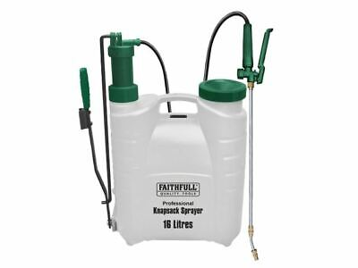 Professional Knapsack Sprayer with Viton� Seals 16L FAISPRAY16HD