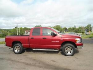 GREAT SHAPE TRUCK 07 Dodge Ram 1500 SPECIAL EDITION , JUST MVI'D