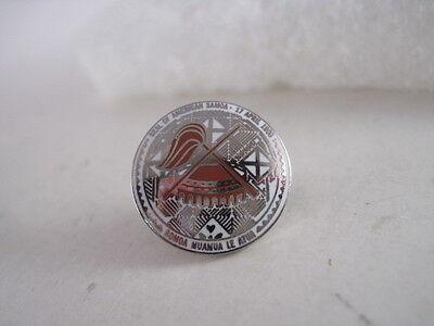 ( American Samoa seal  lapel pin (5k13))