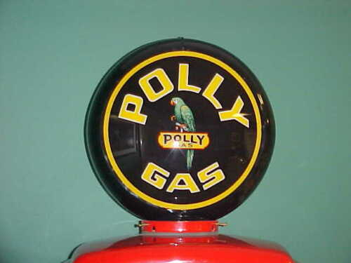 POLLY  GAS PUMP GLOBE