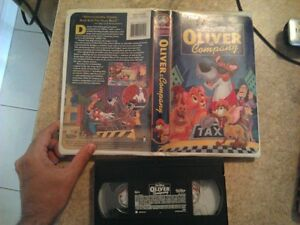 English Disney VHS video cassettes from the 1990's. $10 each