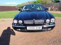 outstanding low mileage jaguar xj sovreign 2.7 diesel rare spec.