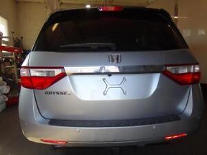 2011 Honda Odyssey EX-L  DVD back up camra Kitchener / Waterloo Kitchener Area image 5