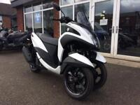 YAMAHA TRICITY 125 2018 MODEL DELIVERY ARRANGED LEARNER LEGAL