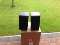Kef Cresta speakers