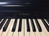 Technics Electric Piano & stool for Sale + FREE Beginners Piano Lesson*