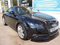 Audi TT Coupe 2.0T FSI 2008 Full S/H Inc Cambelt low miles 77k P/X Swap