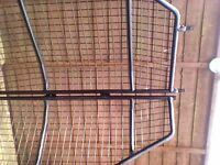 ford connect bulkhead mesh