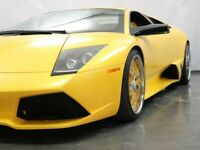 Miniature 5 Voiture Européenne d'occasion Lamborghini Murcielago 2008