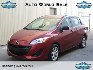 2014 MAZDA 5 GS |A/C- REAR A/C | Loaded