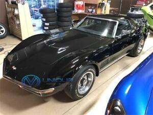 1971 Corvette LS5 454V8 **NUMBERS MATCHING** HARDTOP CONVERTIBLE