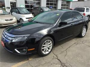2012 FORD FUSION SEL AWD | LEATHER | ROOF |  V6  | HTD SEATS