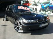 2003 BMW 325I E46 Black 5 Speed Auto Steptronic Sedan Greenacre Bankstown Area Preview