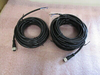 Mqdec2-530 5-pin Quick Disconnect Cable Mfg By Banner