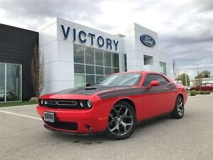 2015 Dodge Challenger R/T, Plus package, 6 speed manual, Navi