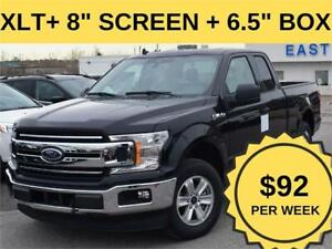 "2019 Ford F-150 XLT|Android/Apple Play| 8"" T Screen