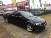 2009 Holden Commodore VE MY09.5 SV6 Black 5 Speed Automatic Utility Edgeworth Lake Macquarie Area Preview
