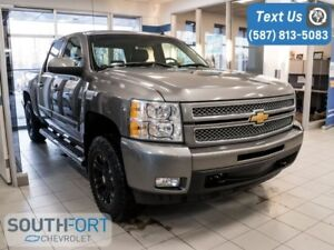2013 Chevrolet Silverado 1500 4WD Crew Cab LTZ 6.2L Fully Loaded