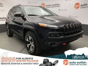2015 Jeep Cherokee **Trailhawk** - Navigation - Heated Seats