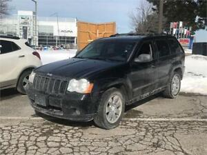 2008 Jeep Grand Cherokee just 98Kms $10995