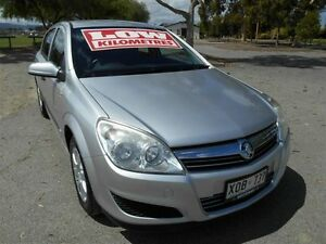 2007 Holden Astra AH MY07.5 CD Silver 4 Speed Automatic Hatchback Nailsworth Prospect Area Preview