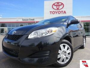 2014 Toyota Matrix TOYOTA CERTIFIED/CLEAN CARPROOF/1 OWNER/POWER