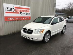 2010 Dodge Caliber SXT  --  GARANTIE 1 AN/ 15 000 KMS --