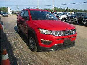 2017 Jeep Compass Sport/North