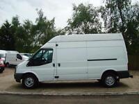 2010 FORD TRANSIT 2.4 TDCI 350 LWB High Roof Van [140ps]