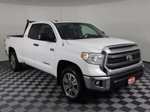 2015 Toyota Tundra SR/LOCAL TRADE IN/ONE OWNER/BACK UP CAMERA/HE