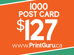 Business Cards, Flyers, Postcards, Brochures, Real Estate Signs, Oakville / Halton Region Toronto (GTA) image 7